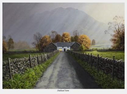 Dalehead Farm First Edition Print