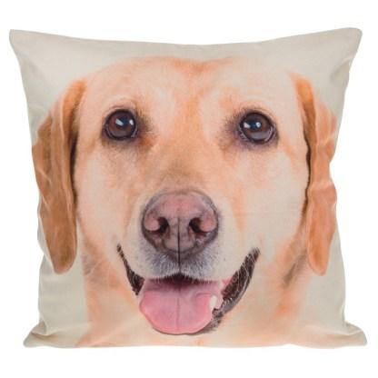 Golden Labrador Mini Cushion