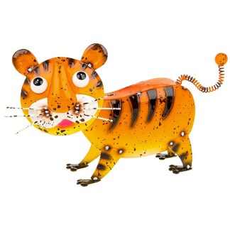 Jazzy Junk Terry the Tiger