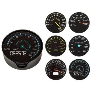 Speedometer Coasters Set of 6
