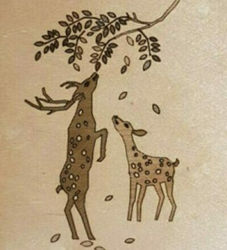 Etched Wooden Nature Pictures