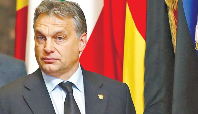 Image result for Prime Minister Viktor Orban