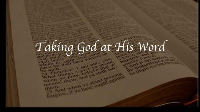 God's Word is Profitable 2 Timothy 3:14-17 | North Stafford ...