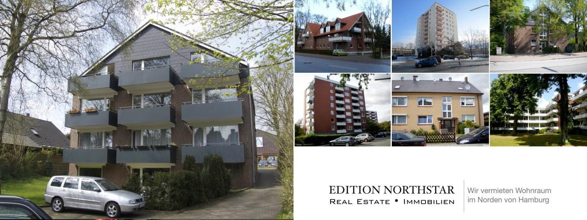 Wohnung frei ab 1. Dezember 2021 (oder früher) in Norderstedt, Ohechaussee 35