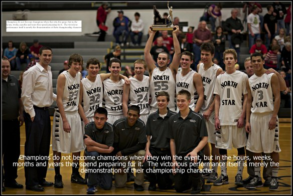 team trophy pic