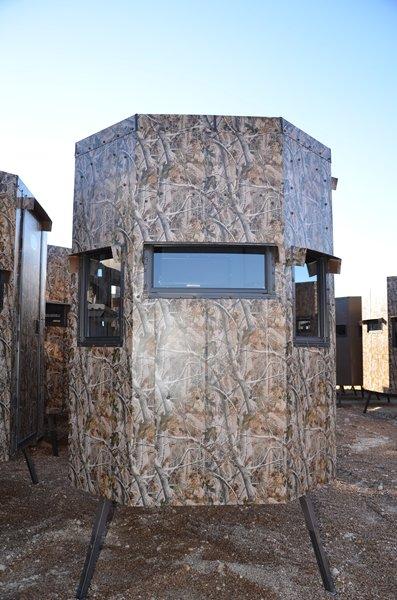 Economy Deer Blinds 4 By 6 Deer Blind North Texas