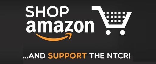 Shop Amazon, Help NTCR!