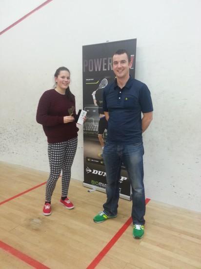 GU15 runner-up Catriona Watling