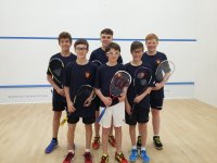 Boys U15 Team October 2016
