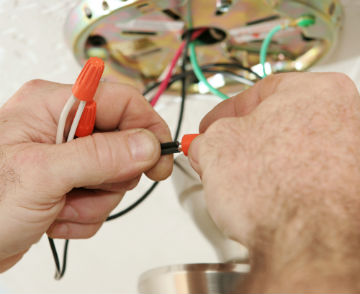 licensed Centerton electrician