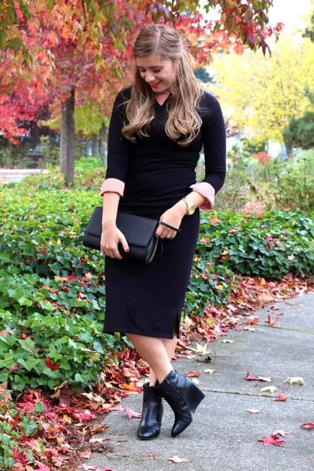 How to Wear Black and Orange Without Looking Like a Pumpkin | Halloween Office Style