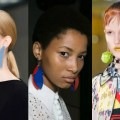trend forcasting: statement earrings for spring/summer 2016