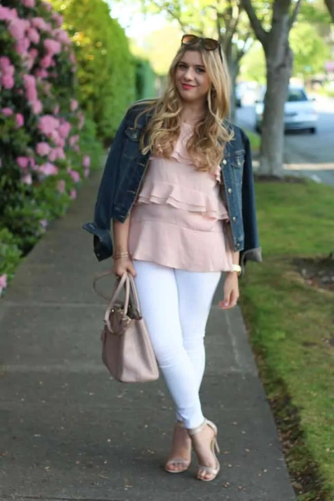 the denim must haves for spring
