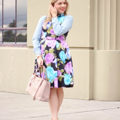 The Easiest Way to Re-Wear You Favorite Dresses For Work