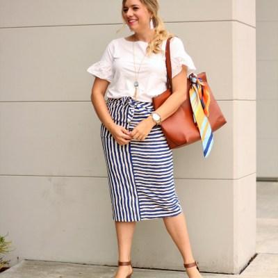 Working Girl Capsule Wardrobe Summer Additions