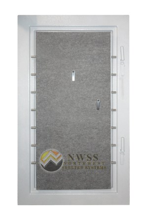 High Quality Blast door