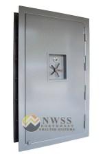 NWSS Imbed Blast Door