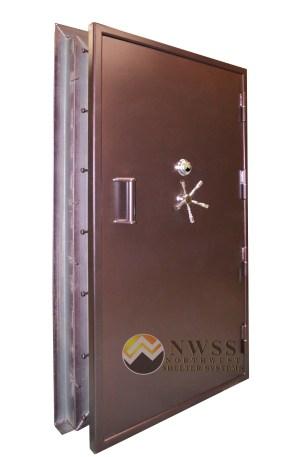 Gun Vault Door
