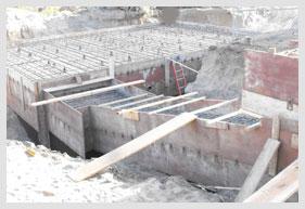 Bomb Shelter Construction