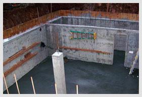 Concrete Bomb Shelter Construction
