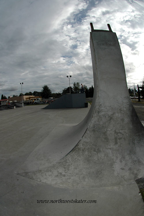 Centralia Washington Skatepark