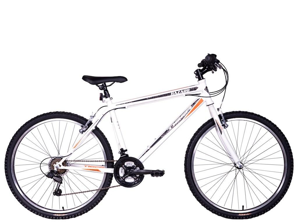 Tiger Hazard White 26 Wheel 159 99 Mountain Bikes