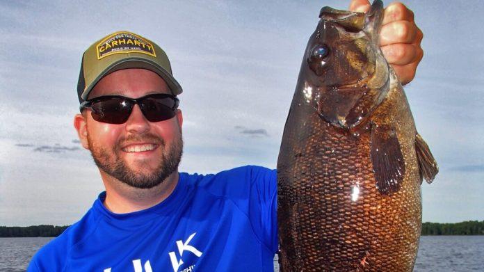 Wisconsin Bass Fishing Guide Northwoods Bass Fishing Adventures