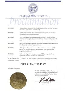 NET Cancer Day 2014