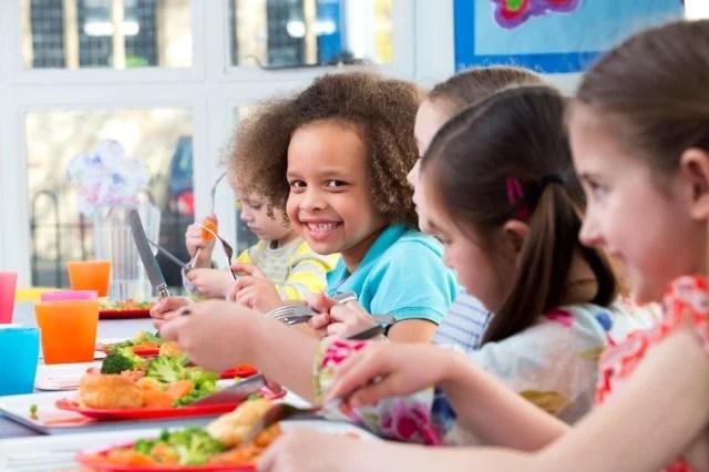 Fun Places Children Eat
