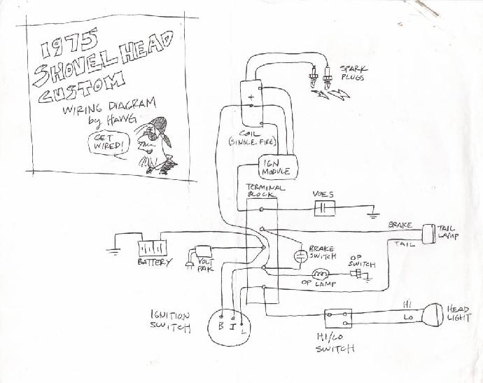 Ultima Alternator Wiring Diagram