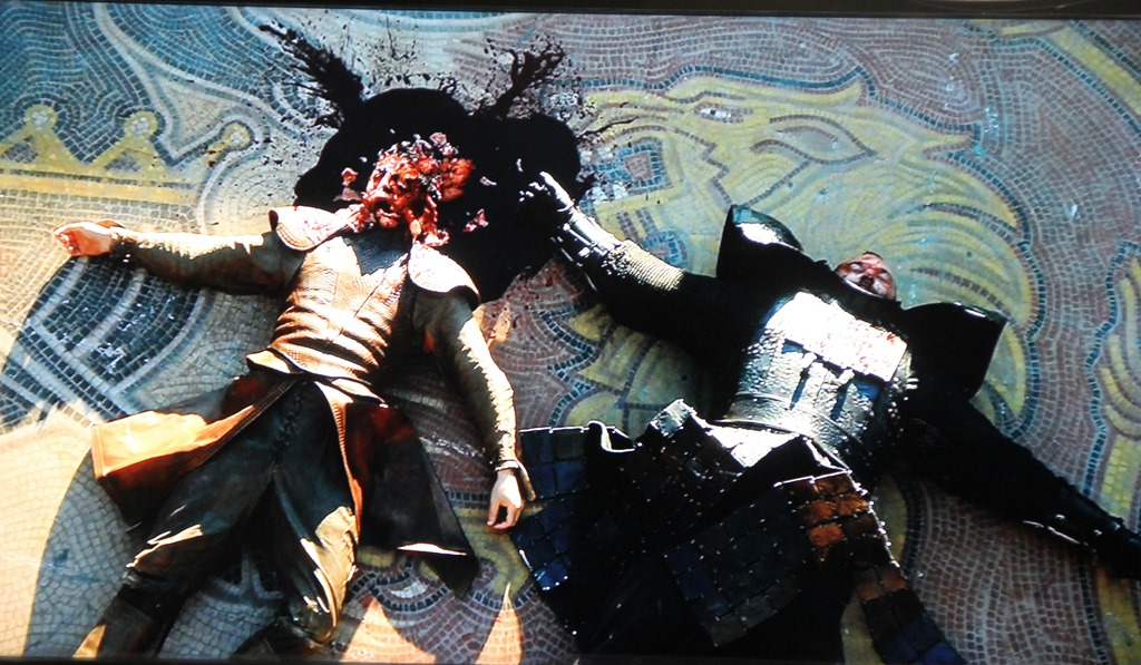 Image result for oberyn martell death