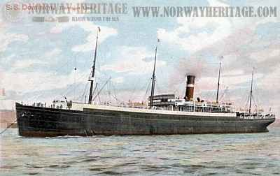 Image result for s.s.Dominion