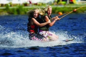 Norsjø kneeboarding