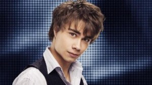Alexander Rybak. Photo NRK.