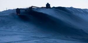 Gruve 7.  Photo: Birger Amundsen / Svalbardposten