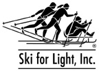 To find out more about Ski for Light, visit www.sfl.org.