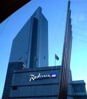 Radisson-SAS Hotel, Oslo, Norway. Photo: Flickr.