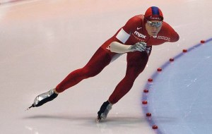 Håvard Bøkko during the World Championships 2007 in Heerenveen. Photo: Wikipedia.