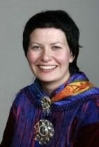 Helga Pedersen. Photo: Bjørn Sigurdsøn/The Office of the Prime Minister