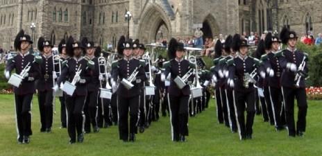 in Canada in 2007. Photo: Sam Garcia.