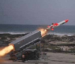 Naval Strike Missile (NSM). (Photo: Kongsberg)