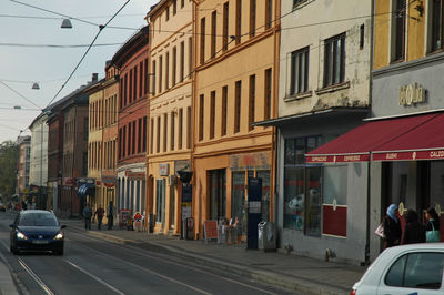 Grünerløkka, Oslo. View of Thorvald Meyers gate. Photo: Wikipedia.com.