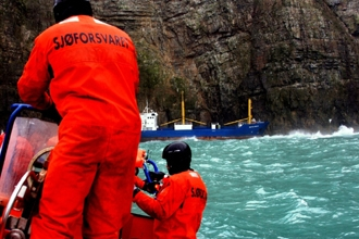 Photo: Norwegian Coast Guard