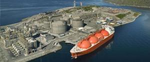 Hammerfest LNG is shutting down until November for extensive upgrading and maintenance operations. (Photo: Eiliv Leren)