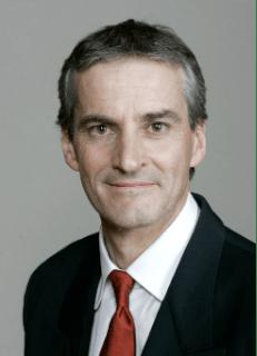 Jonas Gahr Støre. Photo: Bjørn Sigurdsøn