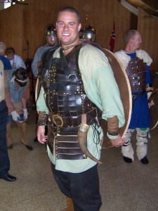 Vikings at the Scandinavian Fair! Photo courtesy of Claire Loken.