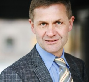 Minister of the Environment and International Development Erik Solheim