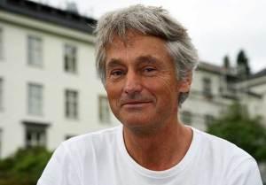 Professor Frede Thingstad (Photo: Guri Gunnes Oppegård/På Høyden/UiB)