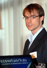 Simon Bennett, Project Manager, European Commission