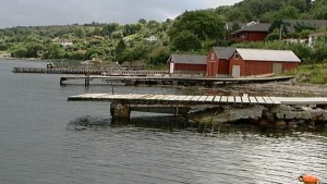 German tourists fail utleierne cottage on the coast of Southern and Western Norway.  NRK